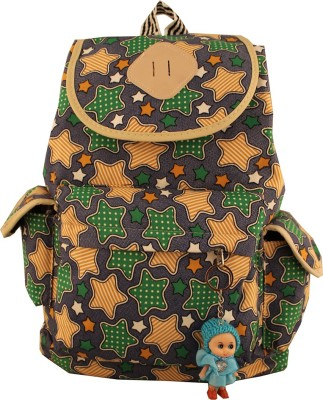 Damit 156_green 8 L Backpack
