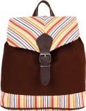 Anekaant Streak 11 L Backpack (Brown)