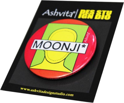 Ashvita Design Studio Shapes Badge