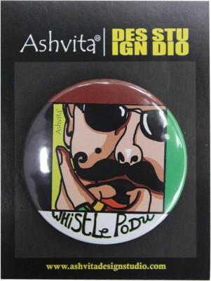 Ashvita Design Studio In Loving Memory Badge