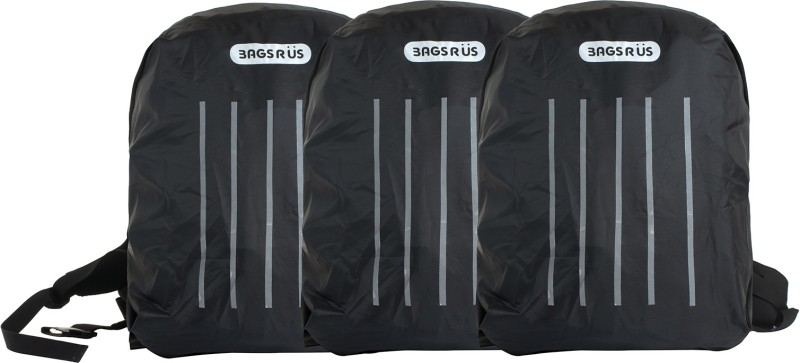 BagsRus RC104FBLX3 Waterproof Laptop Bag Cover(M Pack of 3)