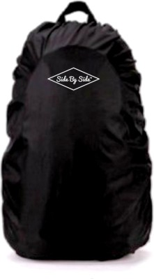 SIDE BY SIDE SBSRCPB09875643 Waterproof Laptop Bag Cover, School Bag Cover, Trekking Bag Cover