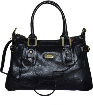 Baggo Shoulder Bag(Black, 12 inch)