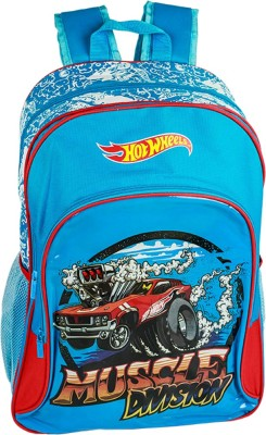 Hot Wheels Muscle Division Backpack
