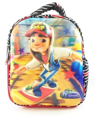 Pune Bags Canvas Waterproof School Bag
