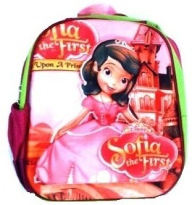 Avani Industries Printed Cartoon Character Waterproof School Bag