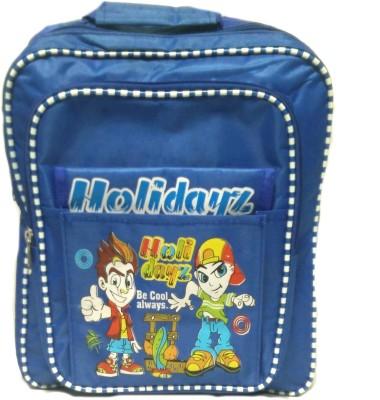 Riddi Impex Super Star Holidayz Waterproof School Bag