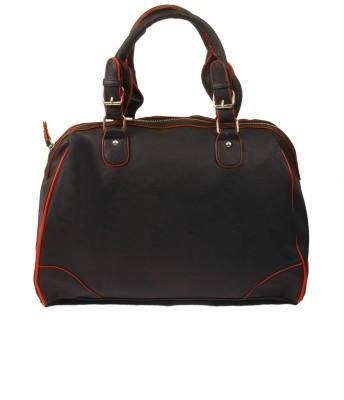 India Unltd Black Duffle Bag School Bag