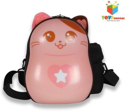 Toys Bhoomi 3d Cartoon Bags Waterproof School Bag