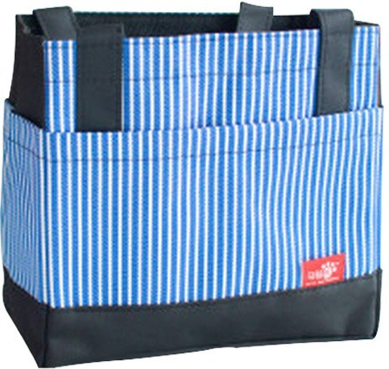 EZ Life Waterproof Lunch Bag(Blue, 9 inch)