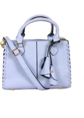 India Unltd Royal Blue Handbag School Bag
