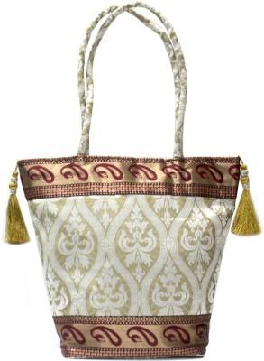 Lolaski Fancy Silk Shoulder Bag
