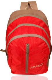 Lapaya-Mody 17 inch Laptop Backpack(Red)