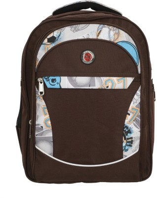 Polanders Status Waterproof School Bag