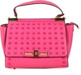 India Unltd Deco Pink Handbag School Bag...