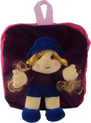 Sisamor Cute Girl Kids School Bag