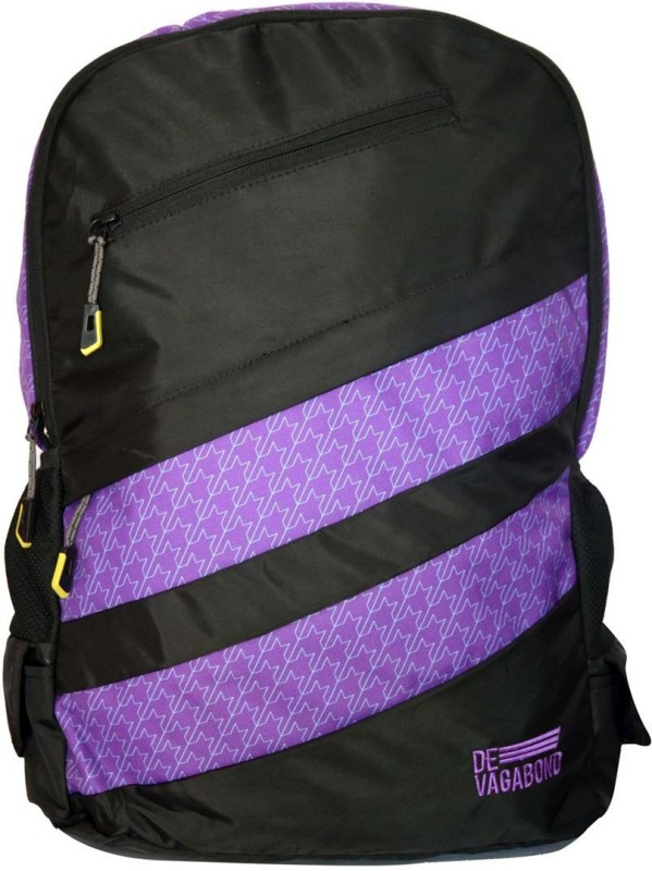 Devagabond Backpack(Purple, 31 L)