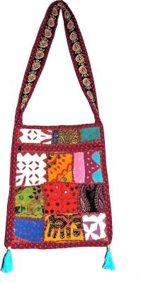 Indian Fashion Guru School Bag