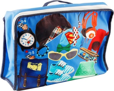 Treasure Hunt Suitcase Waterproof Multipurpose Bag
