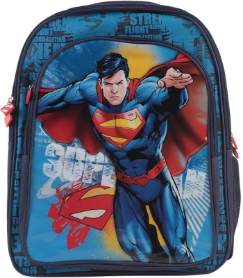 Lil Wanderers Superman Waterproof Backpack