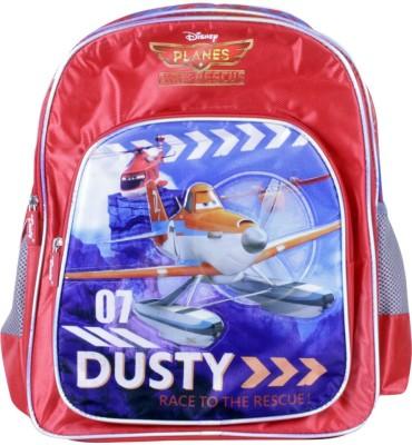 Planes Grand Prix Fire Rescue Waterproof Backpack