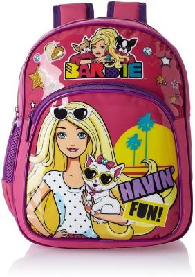 Barbie Waterproof School Bag