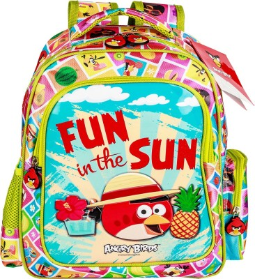 Rovio Kids School Backpack School Bag