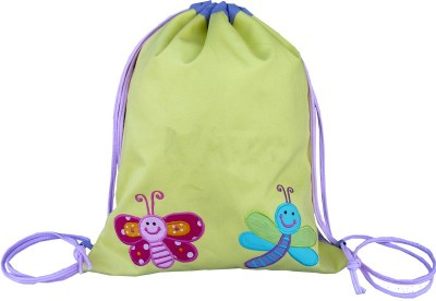 Little Pipal Love Bugs Junior Drawstring Backpack
