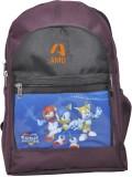AMU School Bag (Multicolor, 16 inch)