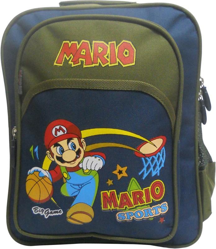 Donex School Bag(Multicolor, 17)