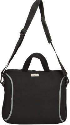 Etiquette Waterproof Messenger Bag