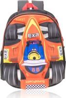Zeva Designer Kids Bag 28 L Backpack(Orange)