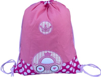 Little Pipal Carriage Junior Drawstring Backpack