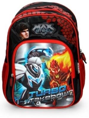 Max Steel School Bag
