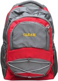 Gleam 15 inch Laptop Backpack (Red)