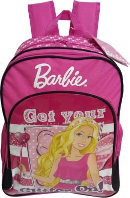 Mattel Barbie Stripes School Bag