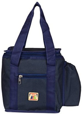 MAHAVIR BAGS Lunch Bag(Blue, 1 L)