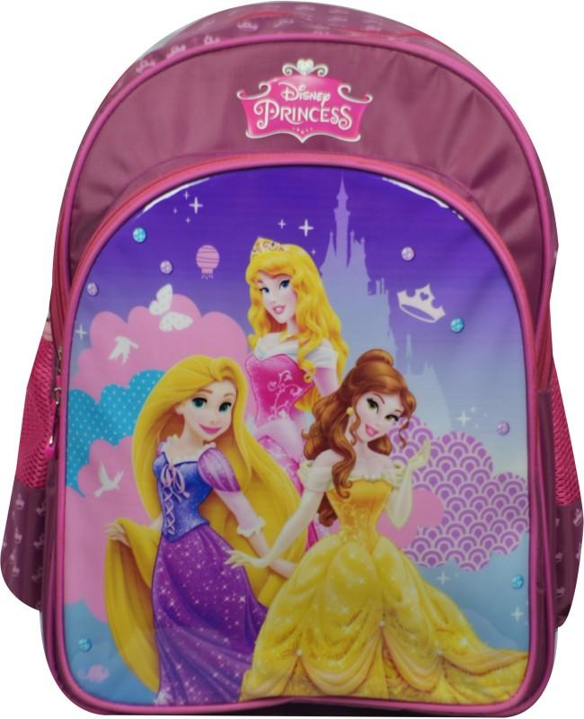 Disney School Bag(Purple, 14 inch)
