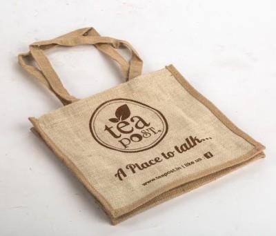 Tea Post School Bag