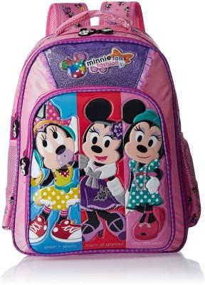 Minnie Waterproof School Bag