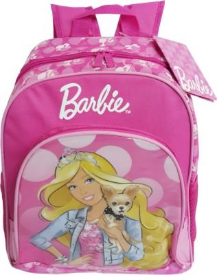 Mattel Barbie Pink Bag School Bag