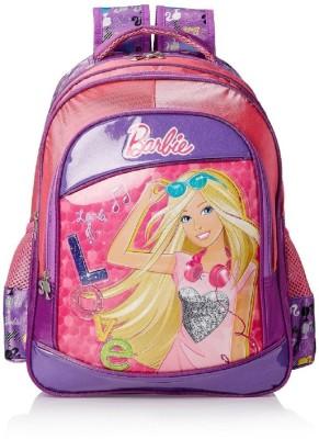 Barbie Pink School Bag