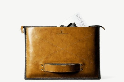 The Cobbleroad LEATHER BAG School Bag