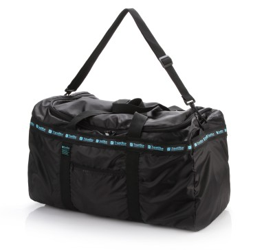 Black Waterproof Multipurpose Bag