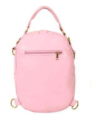 India Unltd Purple Back Pack School Bag