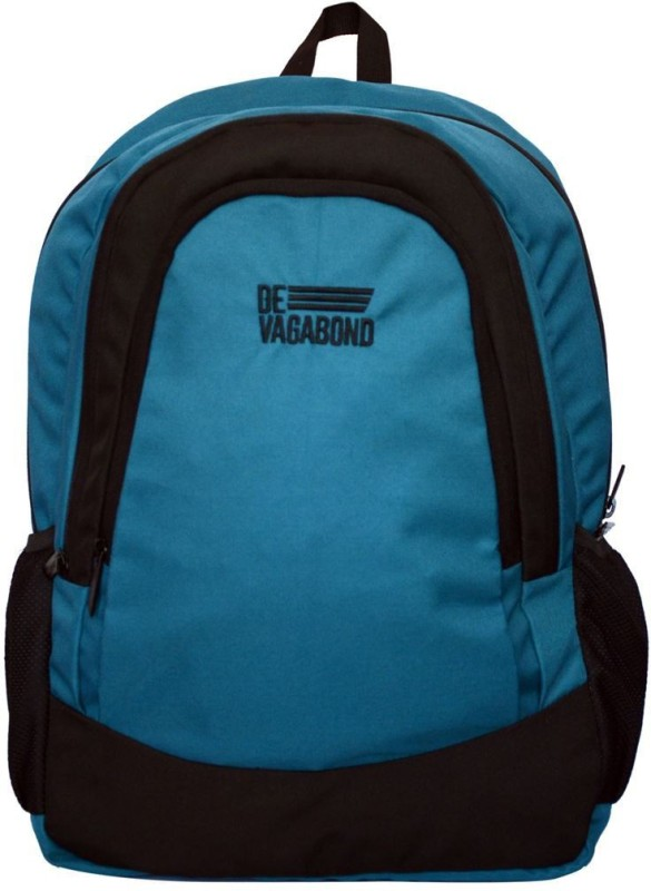 Devagabond Backpack(Blue, 18 L)
