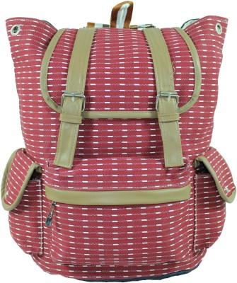The Blue Pink Invaders Series Waterproof School Bag