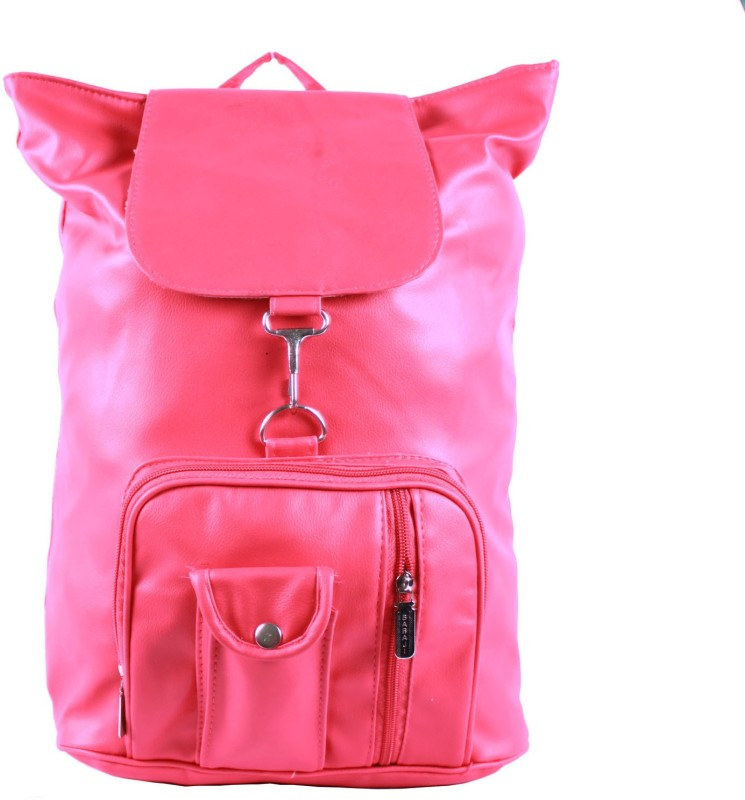 New Zovial Picnic Bag Backpack(Pink, 5 L)