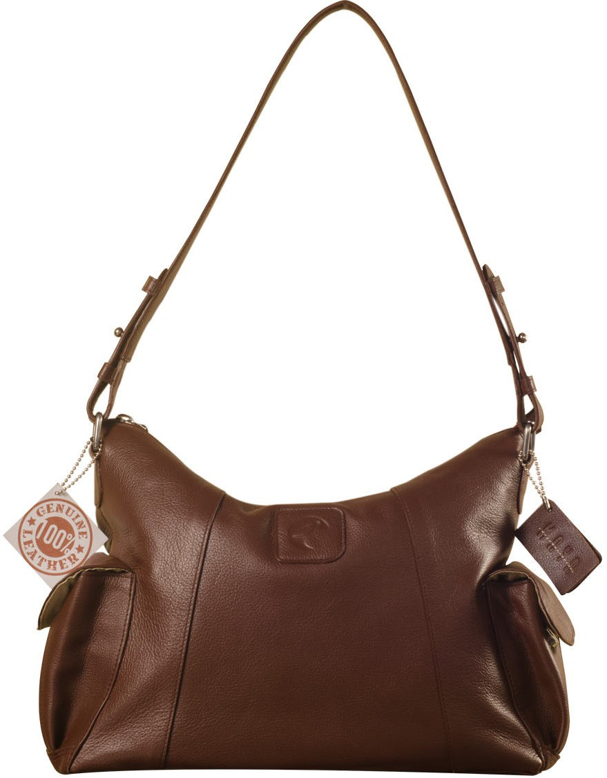 eZeeBags Maya Genuine Leather Handbags Shoulder Bag 03919b245d