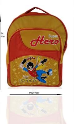 Digital Bazar Orangica Balachandra Go Kerela Kids Backpack Waterproof School Bag